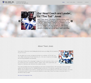 Team Jones, Inc. by Accelerator Websites