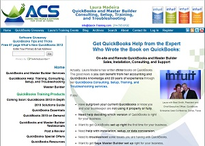 ACS, Accounting Website