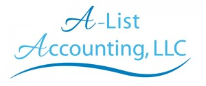 A-list Accounting Logo