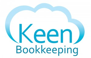 Keen Bookkeeping Logo
