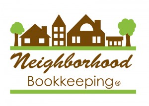 Neighborhood Bookkeeping Logo