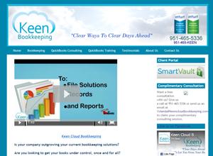 Keen Cloud Bookkeepingg
