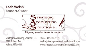 SA Business Card