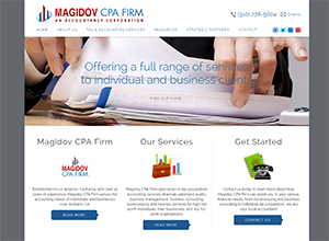 Magidov CPA by Accelerator Websites