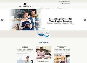 Joel E. Berman, Accounting Website