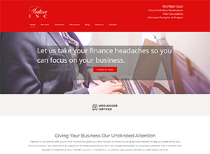 Tralissa Inc by Accelerator Websites