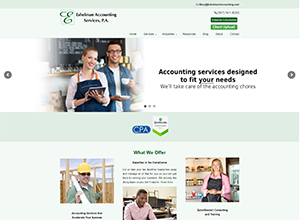 Eshelman Accounting Services, P.A. by Accelerator Websites