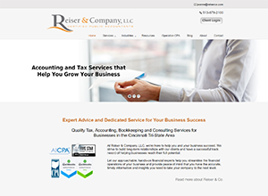 Reiser & Company, LLC by Accelerator Websites