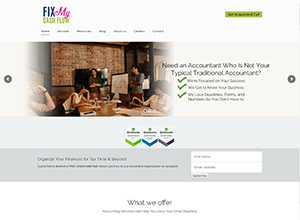Fix My Cash Flow by Accelerator Websites