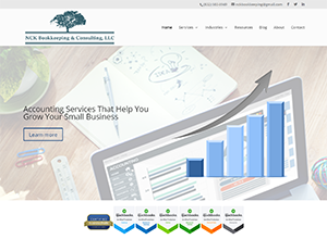 NCK Bookkeeping & Consulting by Accelerator Websites