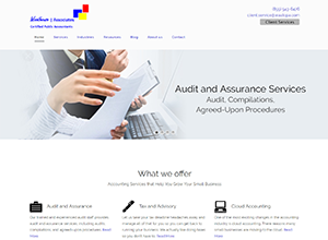 Woodhouse Associates CPA by Accelerator Websites