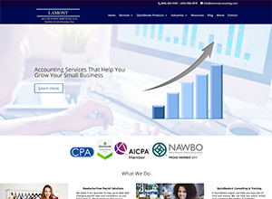 amont Accounting by Accelerator Websites