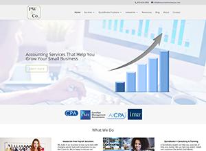 Packer, Wilson, & Co, LLC by Accelerator Websites