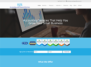 SR Accounting and Financial Services