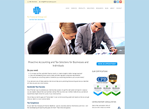 PJ Financial Group LLC by Accelerator Websites