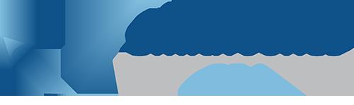 blue checkmark Smith and Jones Logo Sample