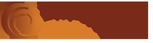 Brown circle  Smith and Jones Logo Sample