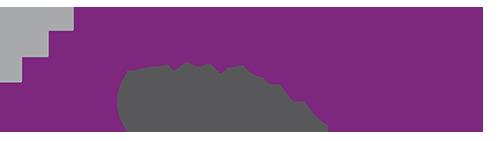 purple bar graph Smith and Jones Logo Sample