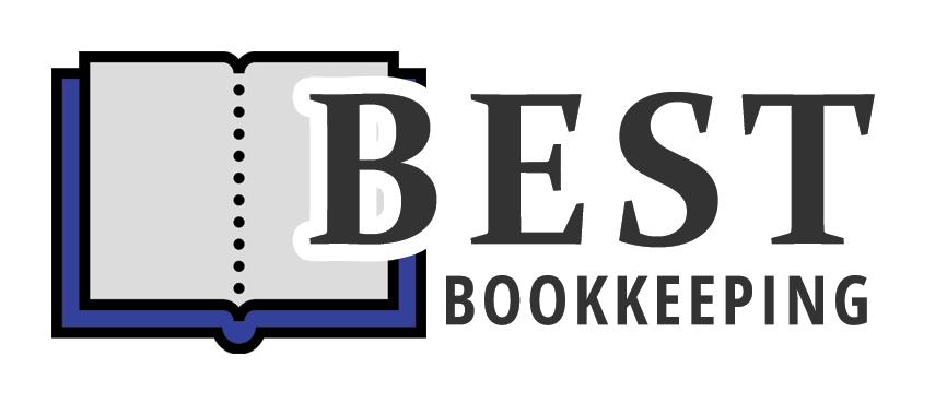 Open Book Best  Bookkeeping Logo Sample