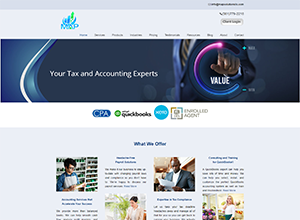 Management Accounting and Payroll Solutions LLC by Accelerator Websites