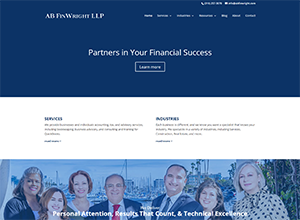 AB FinWright LLP by Accelerator Websites