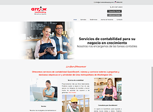 Arrow Bookkeeping by Accelerator Websites