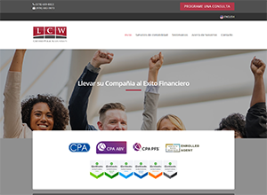 LCW Certified Public Accountants by Accelerator Websites