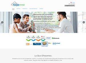 Tico Business Solutions, LLC by Accelerator Websites