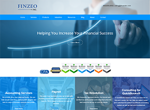 Finzeo Inc by Accelerator Websites