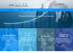A.C.T.E Bookkeeping Inc. by Accelerator Websites