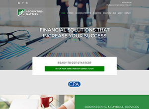 Accounting Matters, LLC by Accelerator Websites