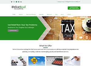 DriveReal Accounting Inc by Accelerator Websites