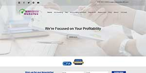 cpa firm websites Traditional Theme